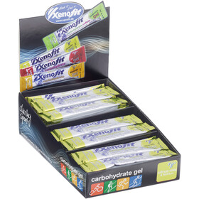 Xenofit Carbohydrate Gel Box 30x25g Citrus-Mix